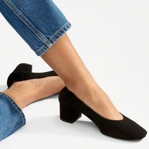 Everlane The Day Black Heels